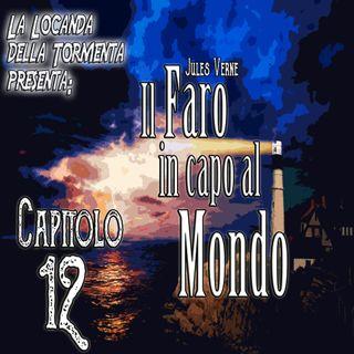 Audiolibro il Faro in capo al Mondo - Jules Verne - Capitolo 12