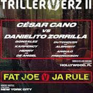 Fat Joe Versus Ja Rule Today!! Episode 114 - Shizzy's Lit Podcast