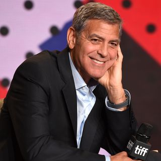 Clooney Buys Headphones for Entire Plane for Crying Baby, When Should You Stop Believing in Santa & Is Eggnog Gross