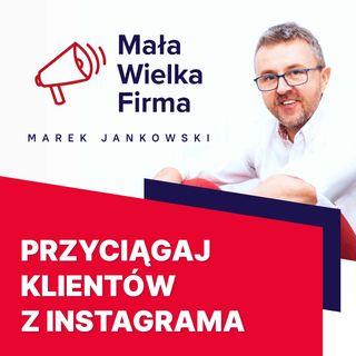 265: Firma na Instagramie – Szymon Mierzwa