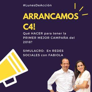 10 - Ten tu PRIMER MEJOR CAMPAÑA del 2018 con Fabiola Pulgarín