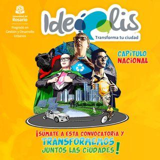 Quedan pocos días para inscribir una idea de sostenibilidad para Colombia y el planeta en Ideopolis
