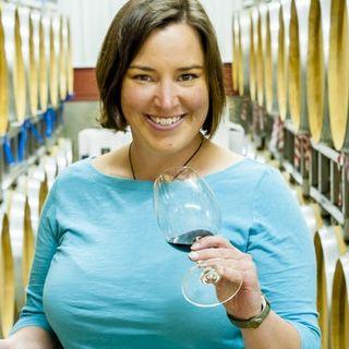 Rockstar Winemaker Kerry Shiels of Cote Bonneville Winery