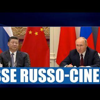 Putin e Xi Jinping I rapporti fra Russia e Cina non sono mai stati così buoni