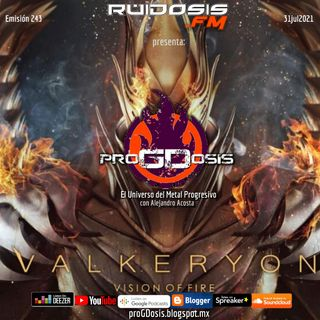 proGDosis 243 - 31jul2021 - Valkeryon