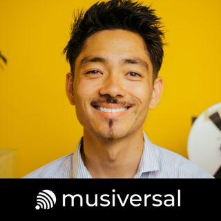 Musiversal - Martin Quach on Big Blend Radio