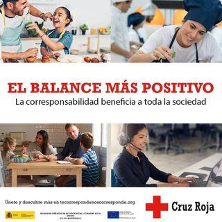 #ElBalanceMasPositivo, Campaña de Cruz Roja