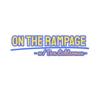 On The Rampage - Gameday Week 1 at Carolina Panthers