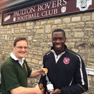 Paulton v Cirencester Man of the Match