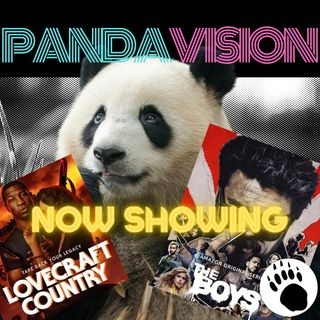 PandaVision: A TV Podcast