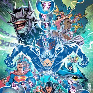 Episodio 15 - Dc comics AUGE Y CAIDA DE UN COLOSO