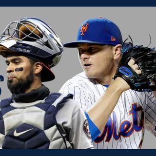 Robinson Chirinos y Justin Wilson a los YANKEES Pillar pacta con los Mets