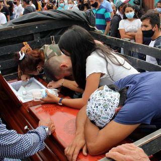 SOS Colombia: masacres en pandemia