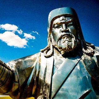 La storia di Genghis Khan