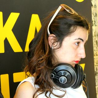Eleonora M. presenta Roberta Caradonna e Diego Cigolini a Radio Kaos Italy