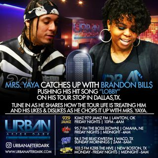 Brandon Bills Interview With Mrs YaYa