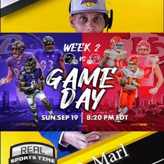 #REALSPORTSTIMEPODCAST ■LIVE Play by Play Coverage |#CHIEFS Vs #RAVENS |