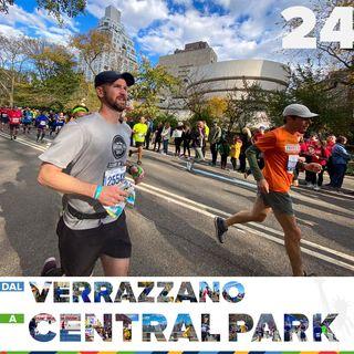 Miglio 24 - Guggenheim & Central Park (con Paolo Domante)