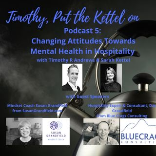 Changing Attitudes Towards Mental Health in Hospitality