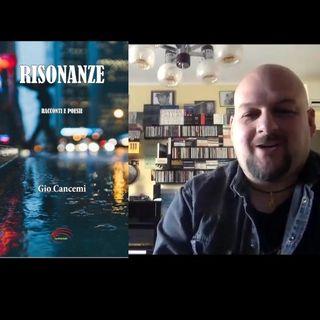 """Gio Cancemi con """"Risonanze"""" ospite a ilsalotto di RadioRaccontiamoci"""