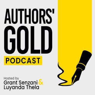 Authors' Gold with Robert Salijeni