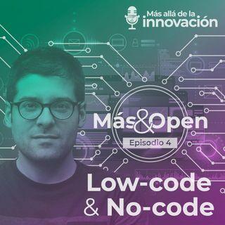 Low-code & No-code con Jose Miguel Parrella – Más & Open