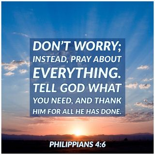 How to Overcome Worry and Anxious Thoughts Knowing You Can Depend on God Your Helper