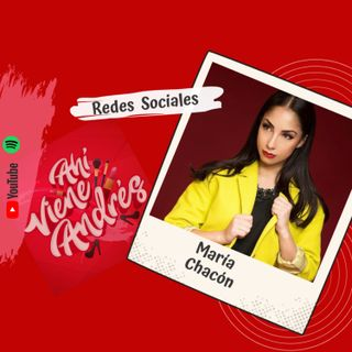 "Ahí viene Andrés - T1 E6 ""Vidas perfectas"" en redes sociales ft.  María Chacon"