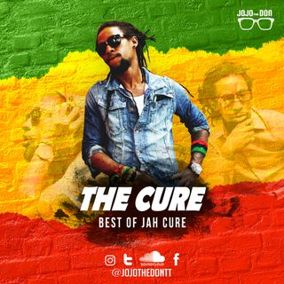 THE CURE (Best of Jah Cure)