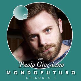 #1 - Paolo Giordano e il contagio