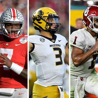 BTB #043: Breaking down 'the big three' QBs in the 2019 NFL Draft | w/ Andre Simone