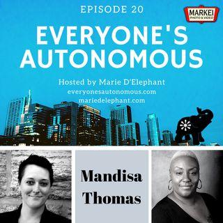 Episode 20: Mandisa Thomas - Black NonBelievers, Inc.