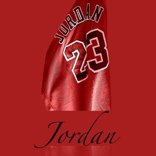Michael Jordan's The Last Dance - Special Edition - No Heart