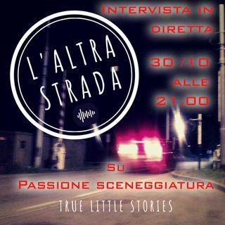 Intervista al podcast L'ALTRA STRADA