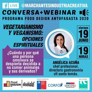 Vegetarianismo y Veganismo: Opciones Espirituales | Food Design DISÉÑALA #05