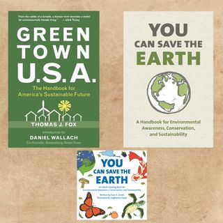 Andrew Flach: Books on Sustainability