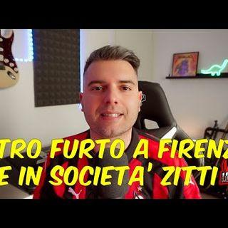 ALTRO FURTO MA TUTTI ZITTI !! FIORENTINA MILAN 1-1