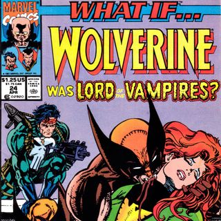 """Syndicated Source Material 016 - What If? V2 #24 -  """"Wolverine Was Lord of the Vampires?"""""""