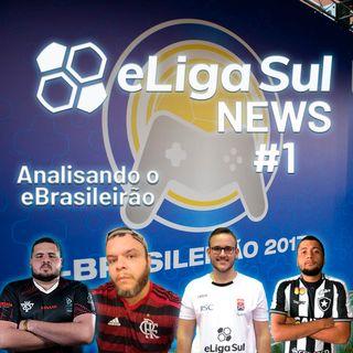 eLigaSul News #1: analisando o eBrasileirão