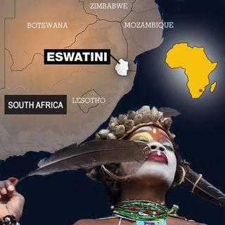 TSP156 - Planetary Postcards: Bongiwe Dlamini - Eswatini in Africa