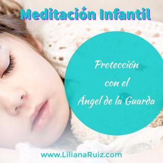 Meditación Infantil Protección con el Ángel de la Guarda