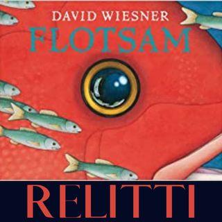 Leggiamo un libro muto - Fotsam di David Wiesner