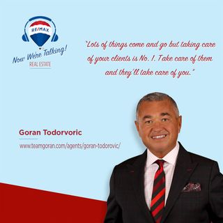 A Wealth of Knowledge: Setting Financial Expectations with Goran Todorvoric