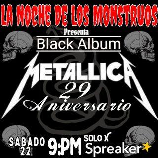 Episodio 12 - Black Álbum Metallica