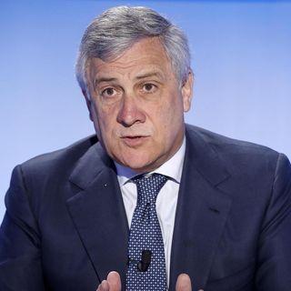 Tajani: da elezioni deve uscire un nuovo slancio per l'Europa