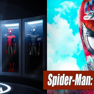Episode 195 – Spider-Man: Far From Home (Review)