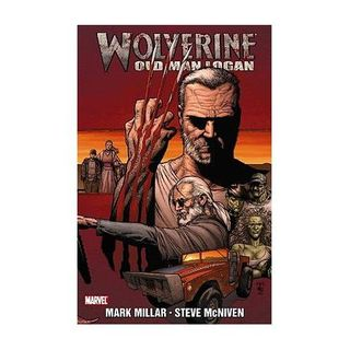"Source Material #108 - ""Old Man Logan"" (Marvel) (2008)"
