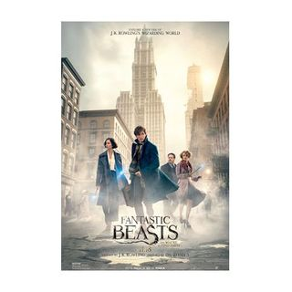 Damn You Hollywood: Fantastic Beast and Where to Find Them Review