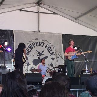 Live In Concert from NPR's All Songs Considered. Pinegrove: Newport Folk Festival 2017.