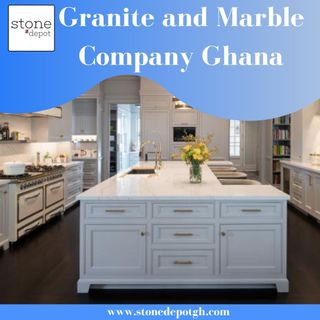 Granite and Marble Company in Ghana - Stone Depot